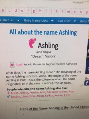 ashling-name